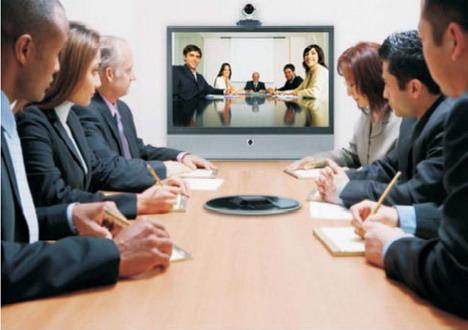 Advantages and disadvantages of online meetings and training.